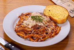 Marinara Pasta Pollo