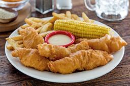 Crispy Chicken Crispers