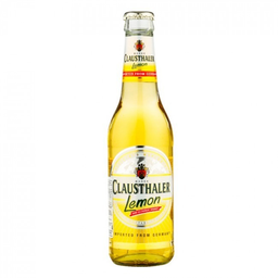Clausthaler S/Alcohol Lemon