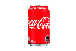 Coca Cola en Lata 350 ml