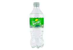 Sprite Zero Botella 591 ml