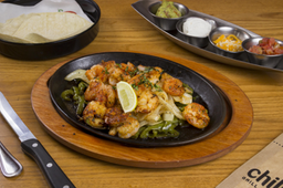 Mix & Match Fajitas Camarones