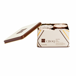 Lata Croq! con chocolate 380 Grs
