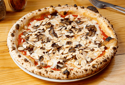 Pizza Tartufo Incondicionales Santander - 40% OFF