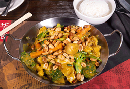 Coconut Curry Pollo