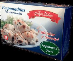 Empanaditas de Espinaca Pre-Horneadas