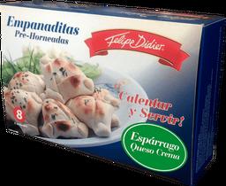 Empanaditas de Esparragos Crema Pre-Horneadas