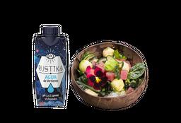 Lulupok Tuna + Agua Mineral Rustika