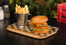 Dark Forest Burger