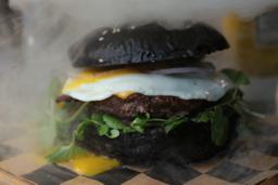 Mogambo Smoked Burger