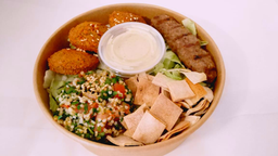 Ensalada Kebab