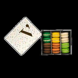Macarons - 12 Unidades