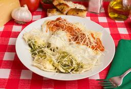 Tortellini de Ricotta y Espinacas