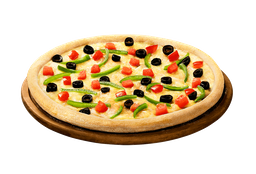 Pizza Vegetariana (Mediana)