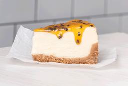 Trozo Cheesecake New York & Maracuyá
