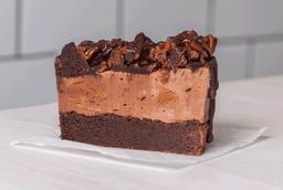 Cheesecake Chocolate & Dulce de Leche