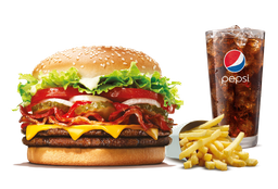 Combo Whopper® Extreme Doble