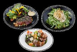 """Top 3""  Salads Combo"