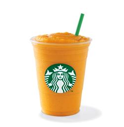 Mango Maracuyá Frappuccino