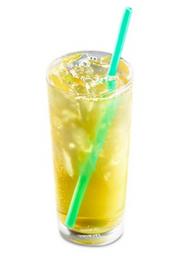 Iced Shaken Lemon Tea