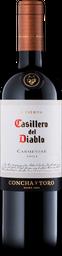 Casillero del Diablo Carmenere 2016 Botella 750 cc.