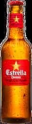 Estrella Damm Lager Caja 24 unidades 330 cc.