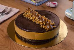 Chocolate crème brûlée de Manjar