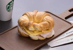 Croissant Pavo & Queso