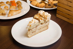 Torta Lucuma Manjar Nuez
