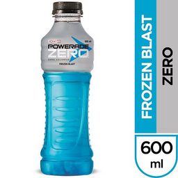 Powerade Frozen Blast Zero 600mL