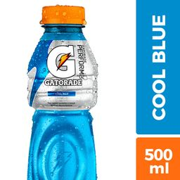 Bebida Gatorade Cool Blue 500ml