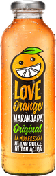 Love Orange Naranjada Jugo 475mL