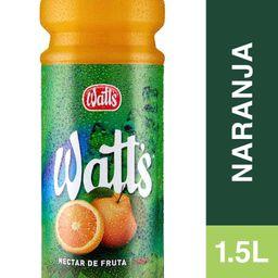 Jugo Néctar Naranja Watts 1500cc