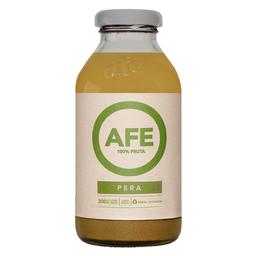 Jugo Afe 100% Puro de Frutas Sabor Pera 300 mL