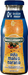 Nectar Light Guallarauco Mango Piña Naranja Jugo 250mL
