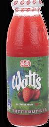 Nectar Tutti Frutilla Watts Jugo 300cc