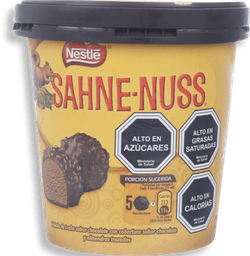 Helado Chomp Sahne Nuss Sabor Chocolate 225 mL