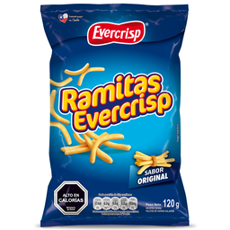Ramitas Sabor Original Evercrisp 120g