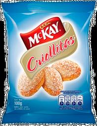 Criollitas Champaña Galletas 100g