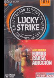 Lucky Strike Crush Cigarros 20Un