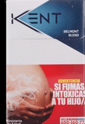 Kent Azul Belmont Blend Cigarros 20Un