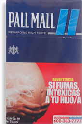 Pall Mall Azul Cigarros 20Un