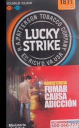 Lucky Strike Crush Cigarros 10Un