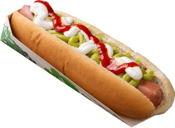Hot Dog Con Agregados 22 Cm