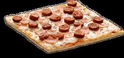 Pizza Española (Mozzarella - Jamon y Choricillo)