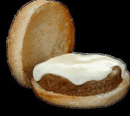 Hamburguesa Queso Mozzarella