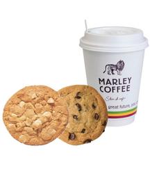 Tus 2 Galletas favoritas + Marley Coffee