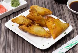 Empanadas Camarón Mandarin