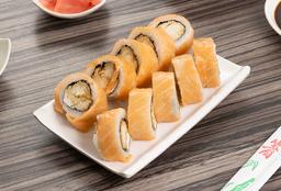 Katsu Sake Roll