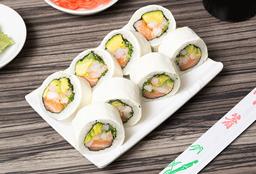 Ebi Sake White Roll